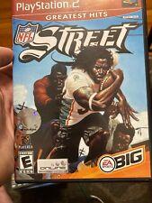 NFL Street Greatest Hits PS2 (Sony PlayStation 2, 2004) Ea Sports NFL
