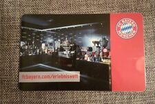 NEU *** Allianz Arena Card limitiert 1000 von 10.000 * für Sammler ohne Guthaben