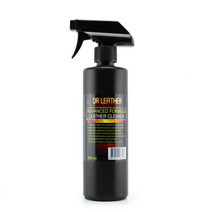 Dr Leather - Advanced Liquid Leather Cleaner 500ml + Free Microfibre