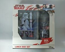 STAR WARS lunch Box Set