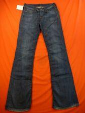 LEVIS Jean Femme Taille 28 x 34 US - Modèle 572 - Stretch - Bleu