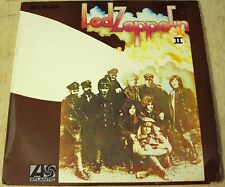led zeppelin II Spanish HAT(S) 421-43 original 1969 vinyl