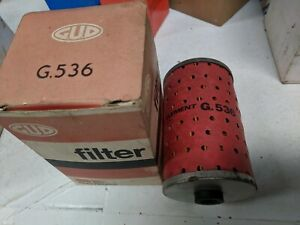 GUD Filtro Combustible G536