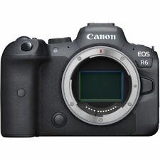 Canon EOS R6 Mirrorless Digital Camera (Body Only) - 4082C002