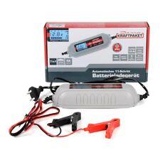 Dino KRAFTPAKET Batterieladegerät mit Batterietester 6V/12V-4A KFZ Auto Motorrad