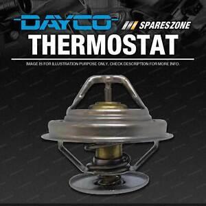 Dayco Thermostat for Mercedes Benz 380SL R107 450SE W116 450SL R107 V8 SOHC