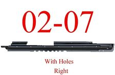 02 07 Jeep Liberty Right Extended Rocker Panel 0486-102
