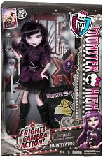 2013 Mattel Monster High Frights Camera Action Elissabat Hauntlywood Doll