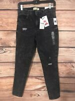 Gap women's sculp True Skinny Black Lycra  Denim Jeans Size 30R