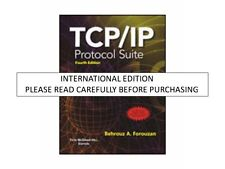 TCP/IP Protocol Suite, 4th ed. by Forouzan