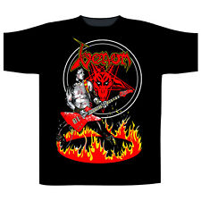 VENOM - Cronos In Flames T-Shirt