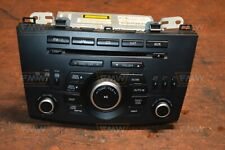 10-13 10 11 12 13 Mazdaspeed3 Ms3 Single Disc Bose Cd Player Radio Mp3 Aux