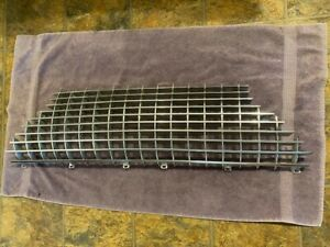 1957-1958 Cadillac Brougham Grille New
