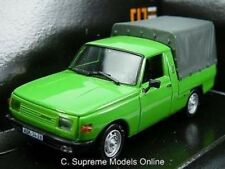 WARTBURG 353 1/43RD SCALE PICK UP MODEL VAN GREEN/GREY COLOUR EXAMPLE T3412Z(=)