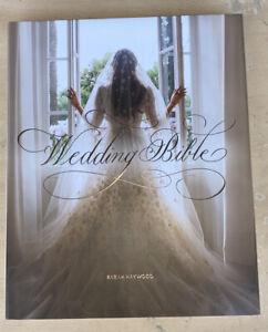 Wedding Bible by Sarah Haywood (Hardcover, 2015)