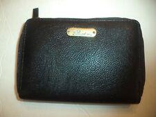 Buxton Ladies Taxicab Wallet, Black