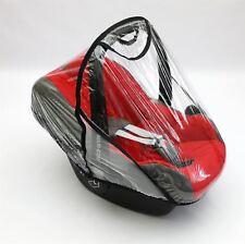 Rain Cover to fit MAXI-COSI PEBBLE car seat Raincover VENTILATED (Black)
