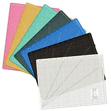 A2 Free Shipping 24L x 18W Inch Colorful Eco Friendly Self Healing Cutting Mat