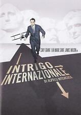 INTRIGO INTERNAZIONALE CON CARY GRANT DI ALFRED HITCHCOCK (DVD) ITALIANO, NUOVO
