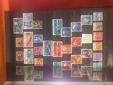 Briefmarken Sammlung SCHWEIZ gestempelt