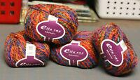 "CLEARANCE: Ella Rae ""Mosaic"" Wool-Mohair Blend Yarn #1"