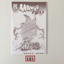 MANGO & SPIT COMIC BOOK ISSUE 1 HAPPY HOUR AARDAPPEL COMICS WIM TILKIN 2003