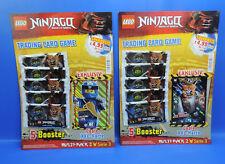 Lego Ninjago serie 3 Multi-pack 2 XXL mapa cruel Oni Killow 5