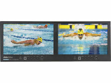 "Datavideo tlm-102 DUAL 10"" Full HD Monitor Desktop"