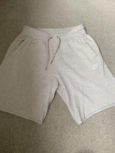 Mens Nike Beige Comfy Shorts