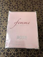 Hugo Boss FEMME Eau de Parfum 50ml spray New & Sealed