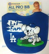 Los Angeles Dodgers MLB Lil' Fan All Pro Baby Bib Koala