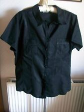 Marks and Spencer Hip Length Collared Business Women's Tops & Shirts