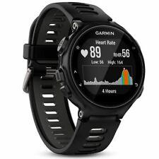 Garmin Forerunner 735XT Multisport GPS Cardio Watch HRM - Black Grey