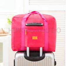 Portable Nylon Foldable Travel Luggage Camp Baggage Storage Carry-On Duffle Bag