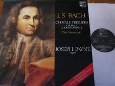 HMC 5158 Bach Chorale Preludes (Yale Manuscript) / Joseph Payne