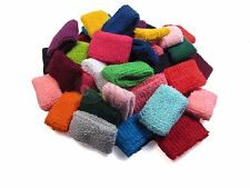 Couver Kids Childrens Cheap Wristbands Mixed in colors[6 Pairs]