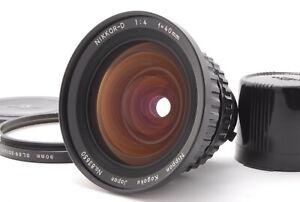 *RARE!! MINT* NIKON Nikkor D 40mm F/4 Lens For BRONICA S S2 EC TL #FedEx# JAPAN