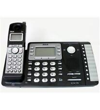 Rca ViSys Dect 6.0 2-Line Landline Cordless Phone w/ Answering Rca-25252
