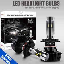 4 Sides CREE LED Headlight Kit H4 HB2 9003 120W 12800LM Hi-Lo Beam 6000K Ballast