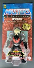 New Unpunched Masters of the Universe Origins Hordak Figure He-man MOTU Retro