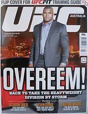 UFC Australia Magazine Issue 20 - February 2013 20% Bulk Magazine Discount