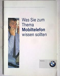 BMW Mobiltelefon 11/01