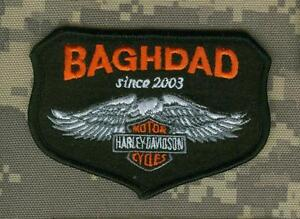 Talizombie Whacker Club Pro-Member Killer Elite Guerre Trophy : Bagdad Hog Mc