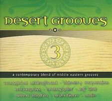 DESERT GROOVES VOL. 3 - Various Artists CD