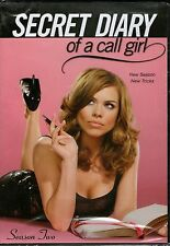 SECRET DIARY OF A CALL GIRL-Season Two- DVD-Reg1-Brand New-Still Sealed