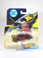 Hot Wheels Character Cars - DC Robin 2.0T - NEW NOC - 1:64 Diecast
