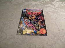 "Wizard Guide to Comics Mini Supplement Malibu ""Ultraverse Ultraforce"""