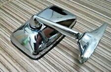 Chrome Mirror LADA 2101 2102 2103 2106 Niva, FSO, FIAT 124. USSR! Used. BEST Q!