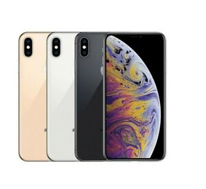 Apple iPhone XS 64GB 256GB GSM Factory Unlocked Smartphone Verizon AT&T T-Mobile