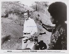THE OMEGA MAN CHARLTON HESTON ROSALIND CASH ORIGINAL 1971 STUDIO 8X10